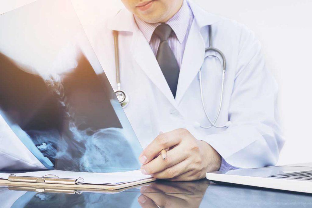 Röntgen – Bilddiagnostik zur Erkennung und Behandlung vieler Erkrankungen