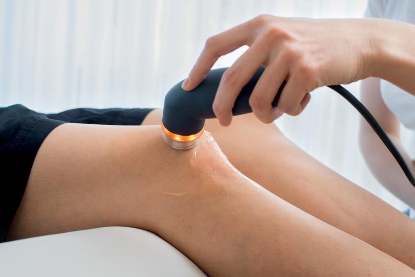 Extrakorporale Stoßwellentherapie (ESTW) – Stoßwellen lösen den Schmerz auf